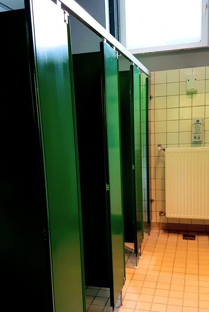 Toiletten Campingplatz Bad Bederkesa