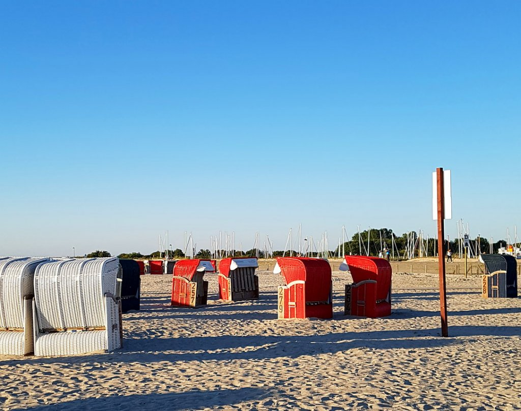 Strand Bensersiel