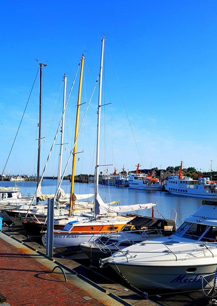 Hafen Bensersiel