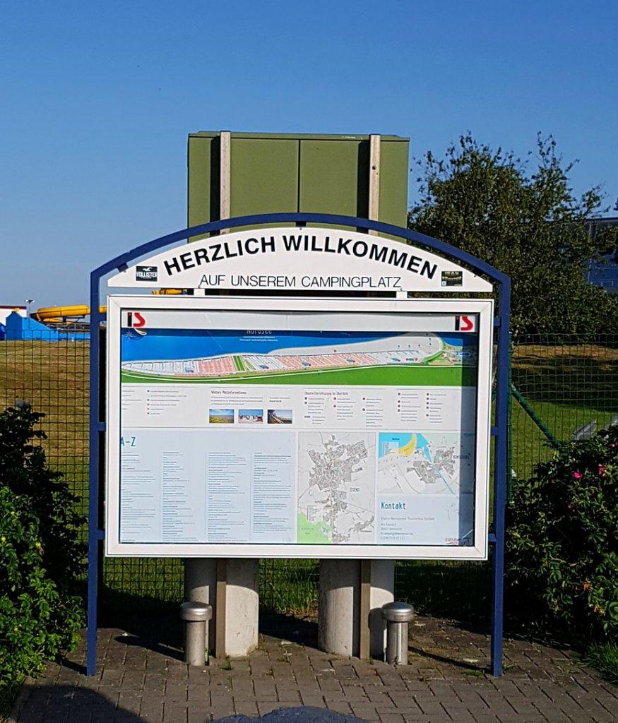 Campingplatz Bensersiel