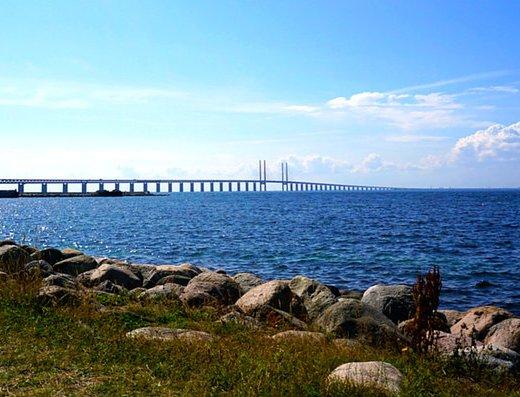 Öresundbrücke Malmö
