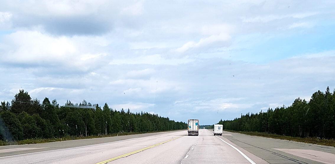 Roadtrip Finnland