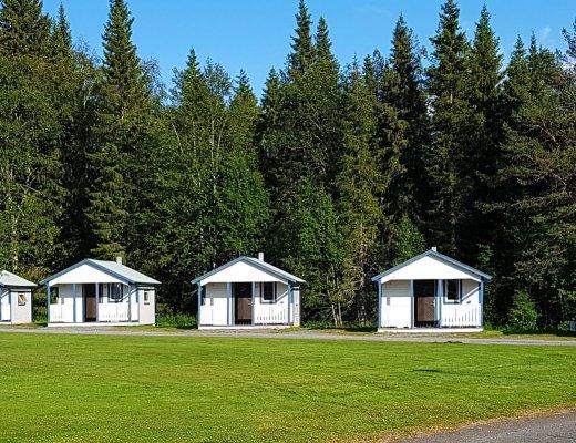 Hammerdal Schweden Camp Route 45
