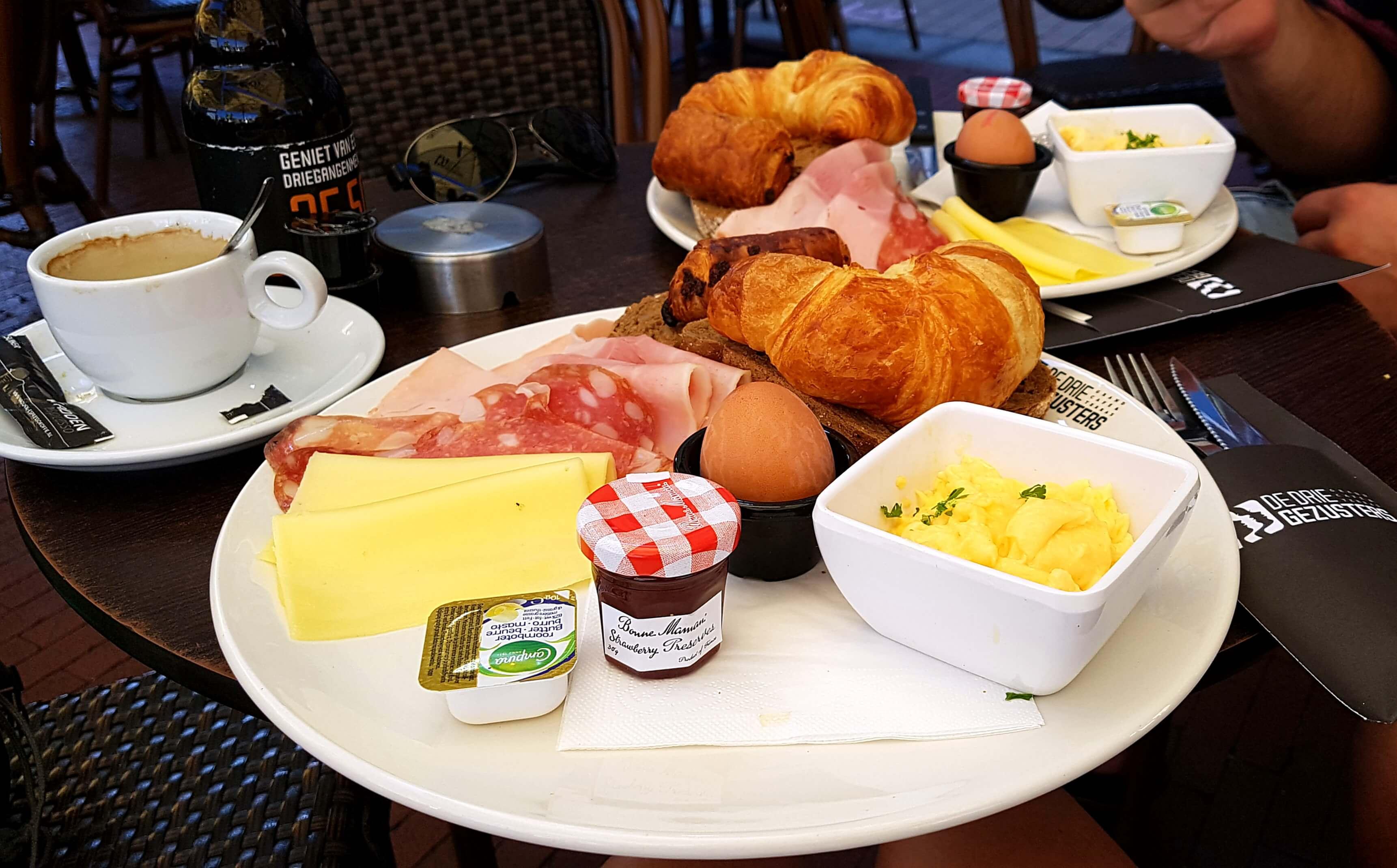 Frühstück in Groningen