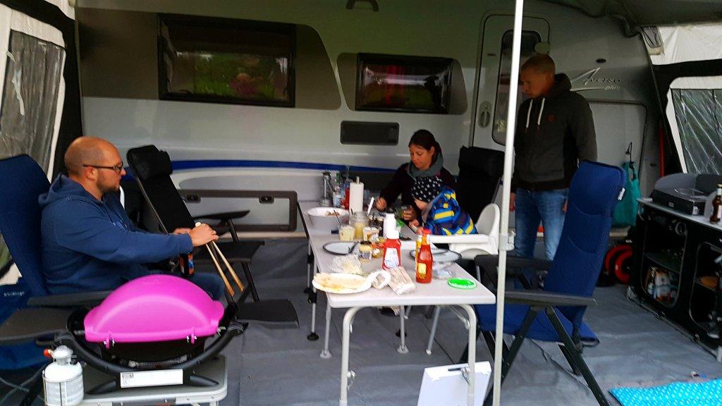 Campingfreunde
