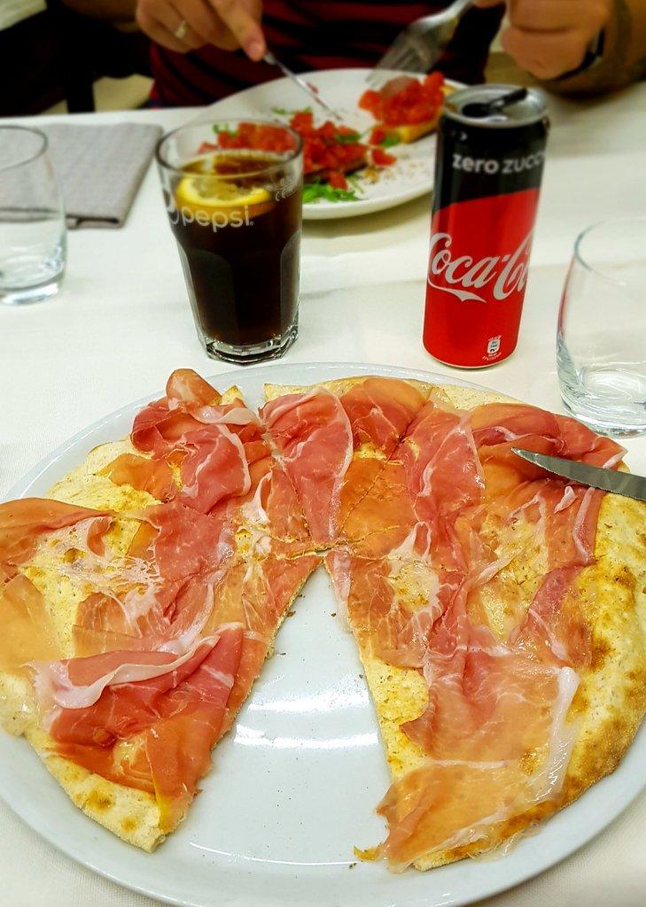 La Cantinetta Pizzabrot