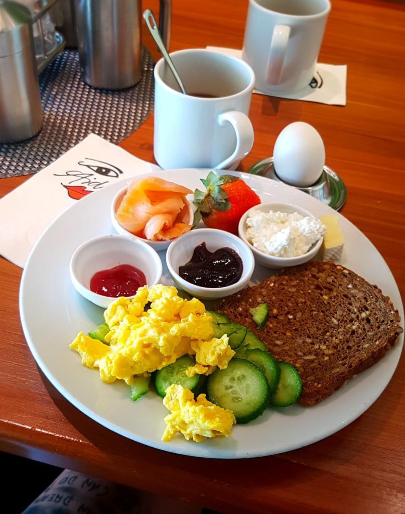 AIDA Frühstück