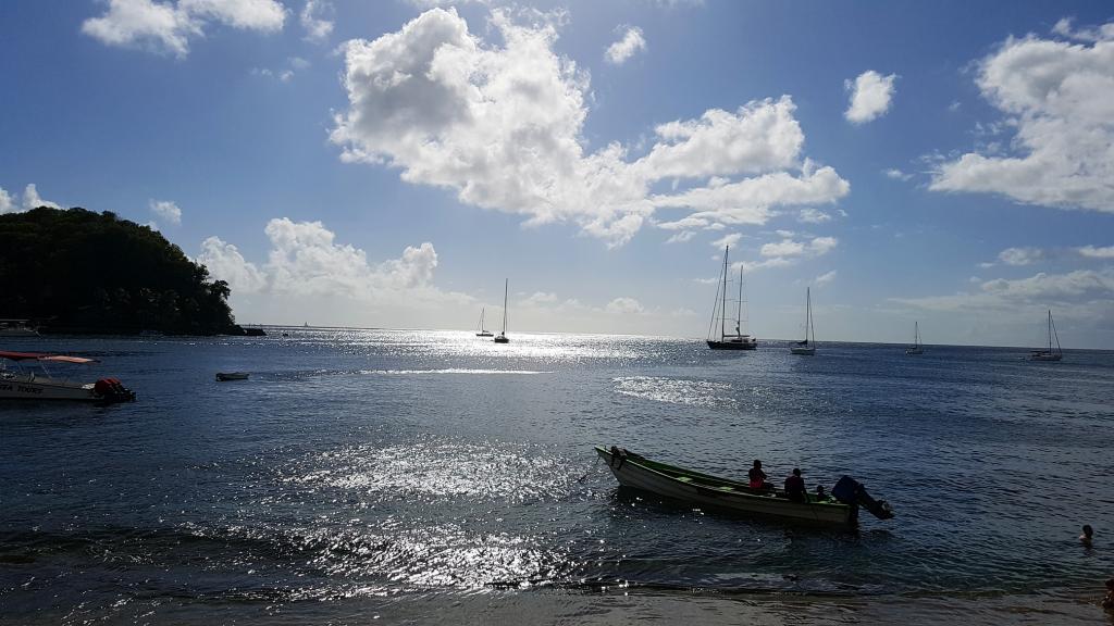 St. Vincent Karibik