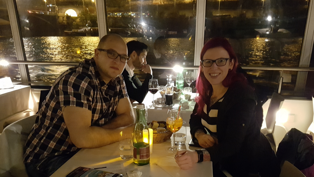 Prag Dinnerboat