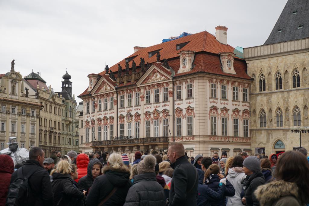 Prag Stadtführung