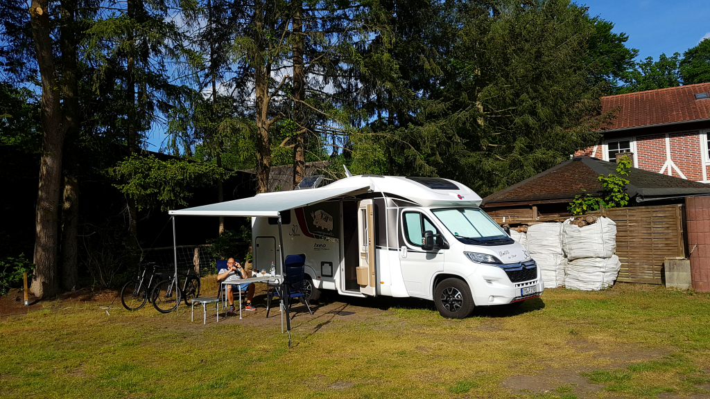 Campingplatz Rote Schleuse