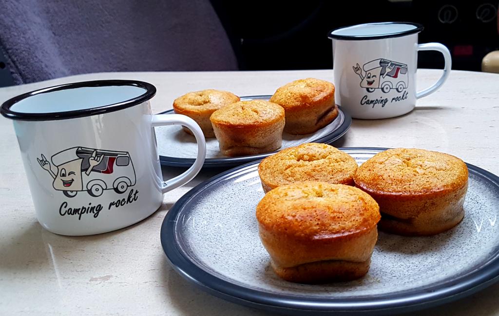 Omnia Kirsch Muffins