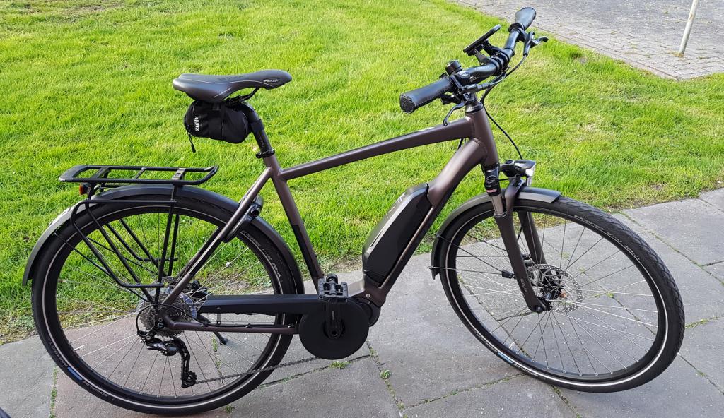 Stevens E-Bikes E-Bormio Gent