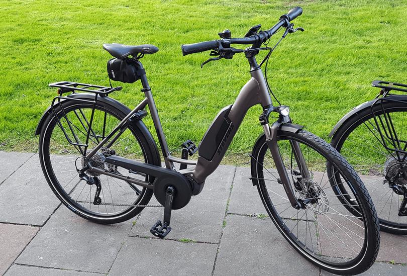 Stevens E-Bikes E-Bormio Forma