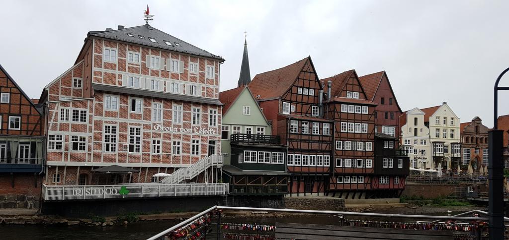 Lüneburg Stintmarkt