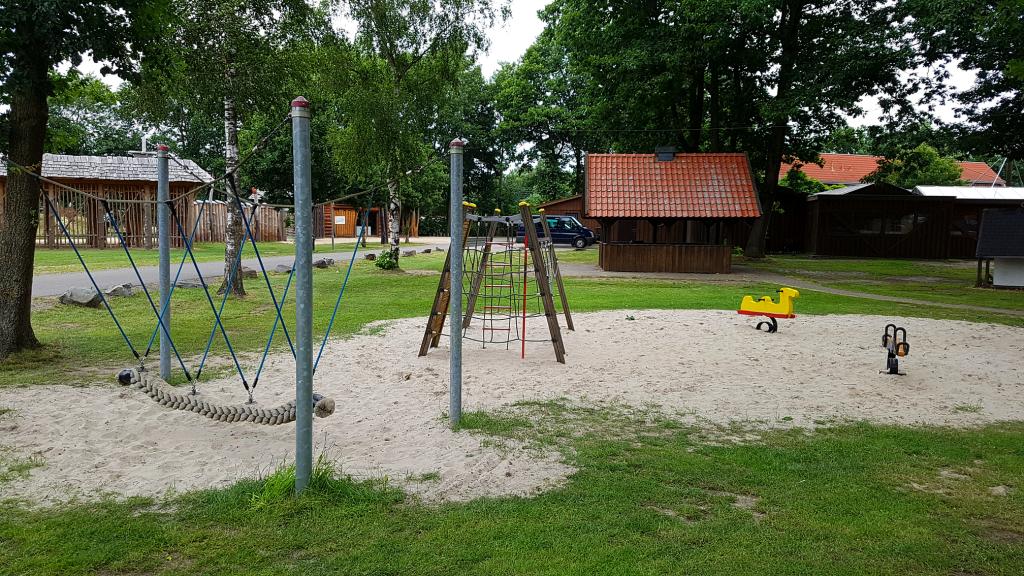 Spielplatz Alfsee