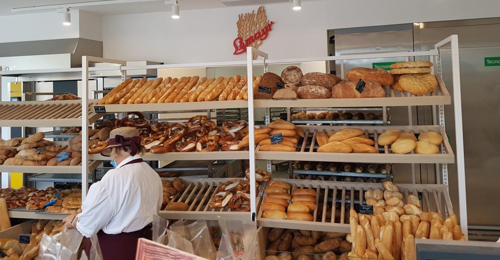 Marina di Venezia Bäcker