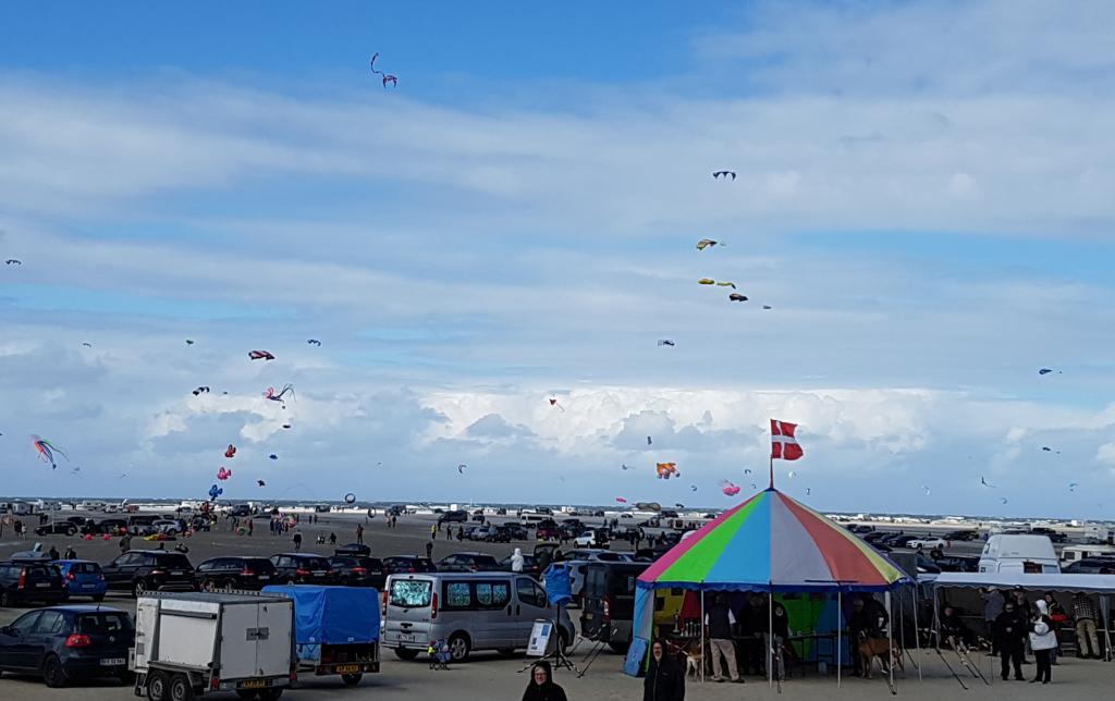Drachenfest Rømø