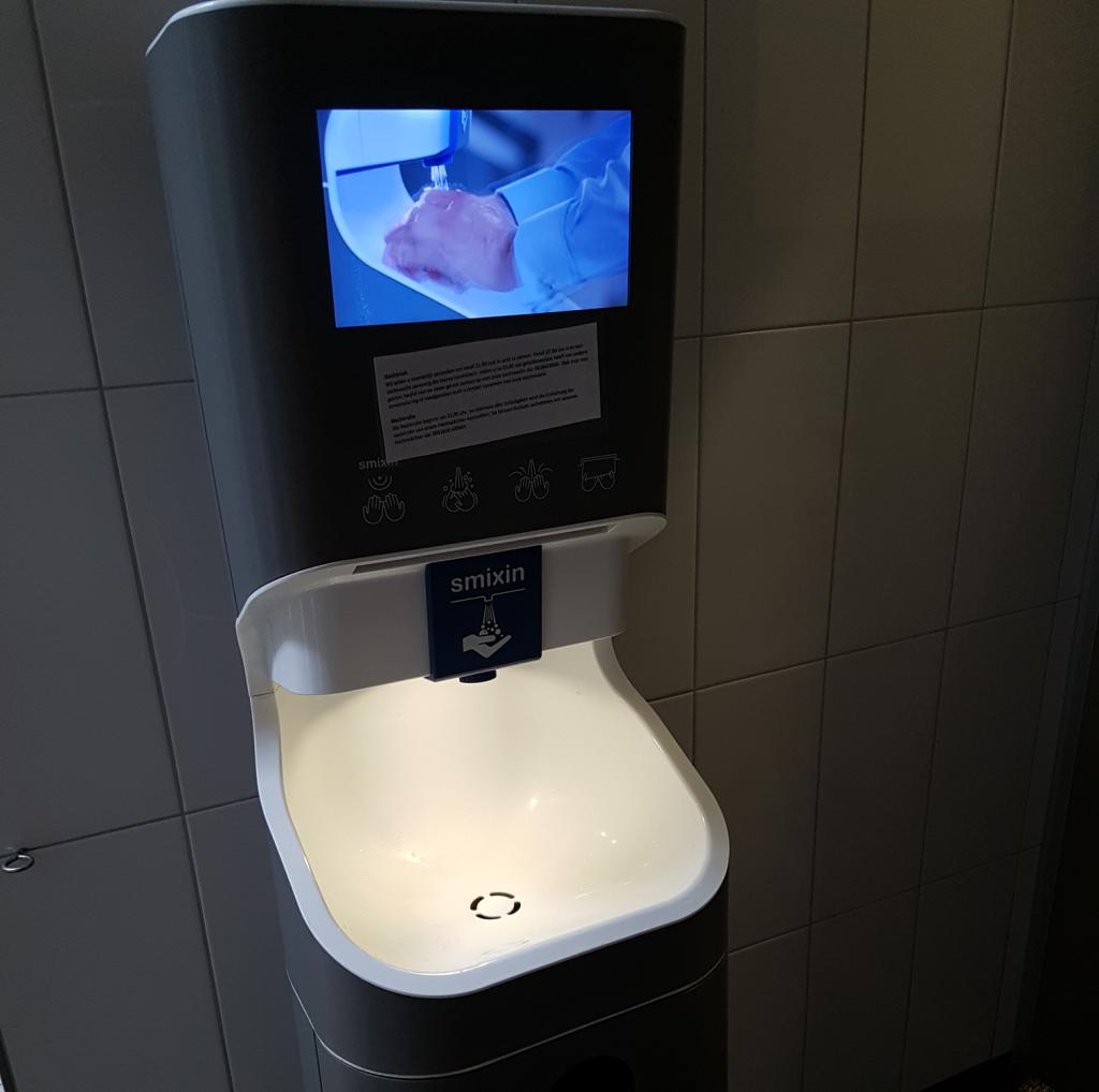 Handwaschautomat
