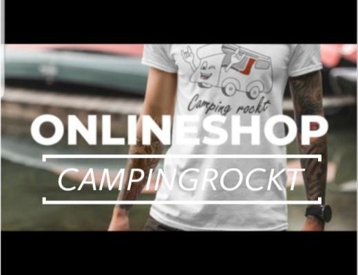 Camping rockt - Der Onlineshop