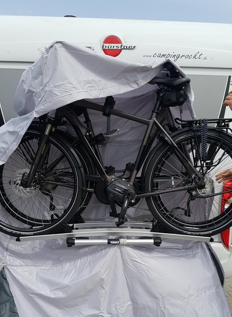 Hindermann Fahrradschutzhülle
