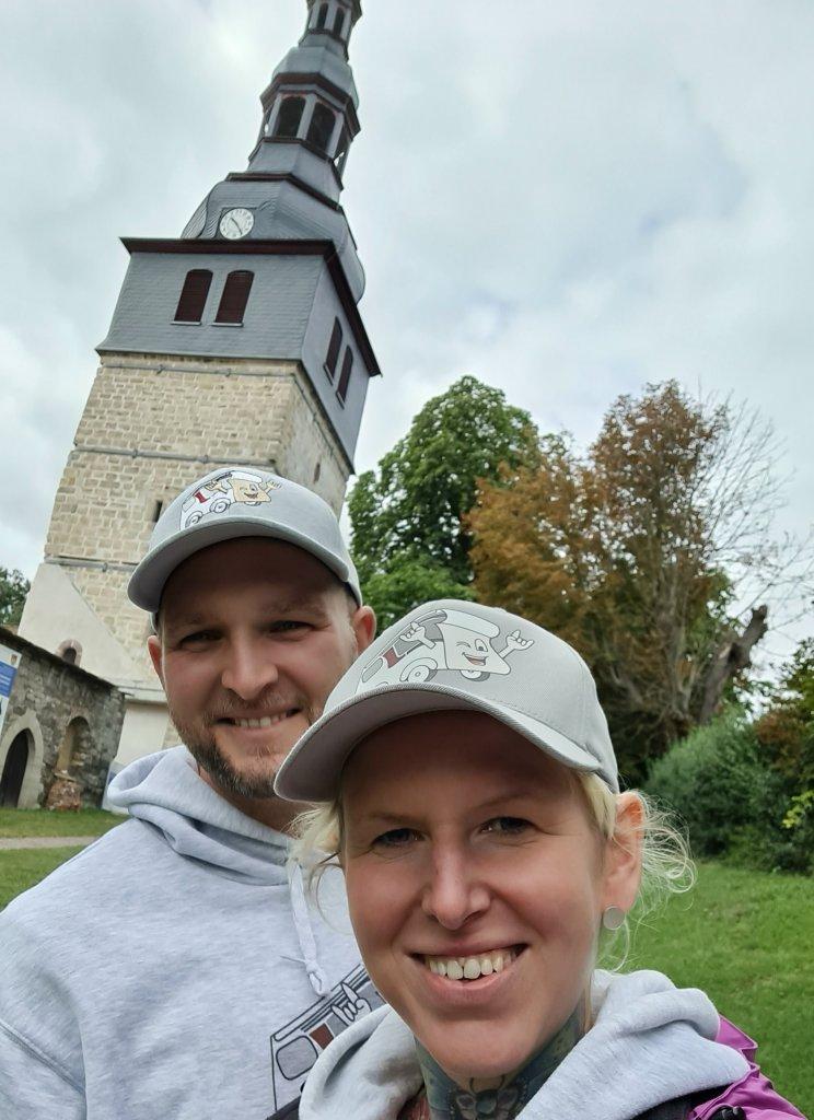 Schiefe Kirche